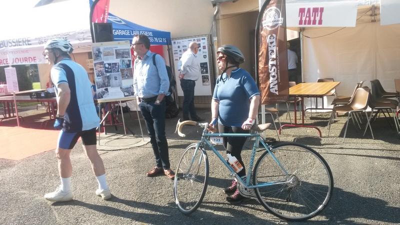""" la MARCEL JOURDE "" , balade cycliste vintage le 21 avril 2018 (87) - Page 2 20180435"