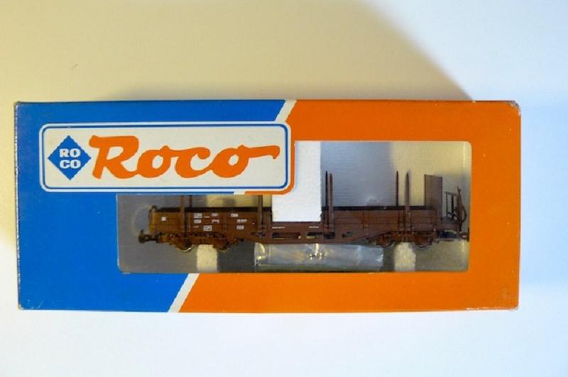 Mes nouveaux achats en matériel roulant - Page 2 Roco_j14