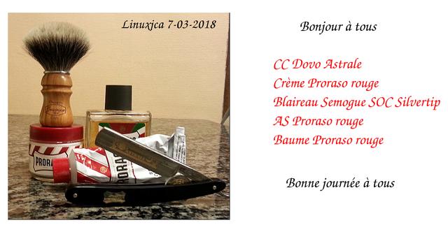 Mercredi 7 Mars 2018 Rasage11
