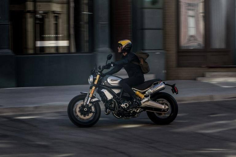 Scrambler Ducati 2018 : King size ! 23167511