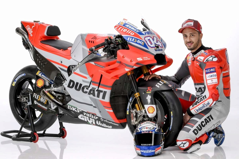 Présentation du Team Ducati MotoGP 2018 26850610