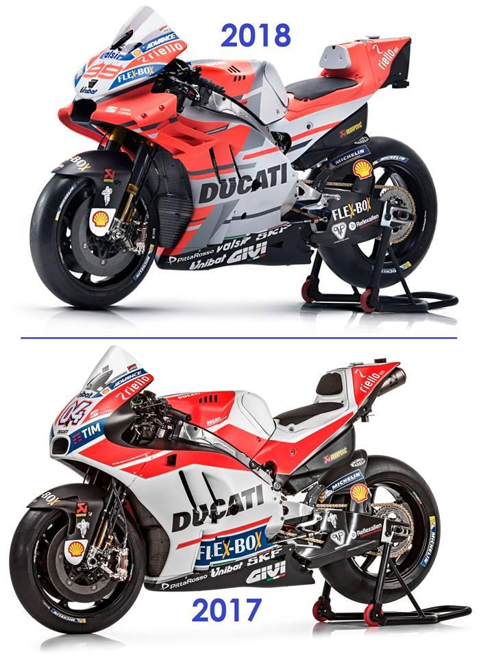 Présentation du Team Ducati MotoGP 2018 26904310
