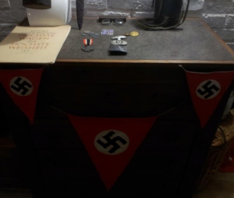 Fanions Allemands WW2 20180221