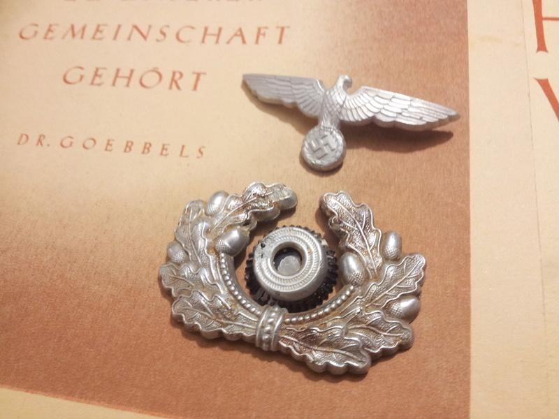 Mes premiers pas dans le Militaria Allemand... Milita42