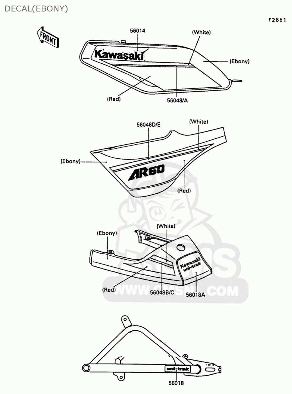 Kawasaki AR 50 2017-196