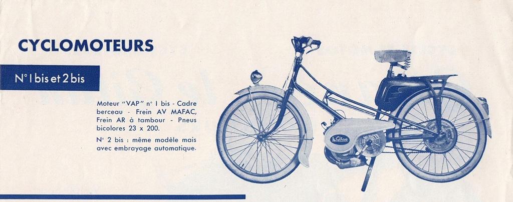 cyclo le gitan A14