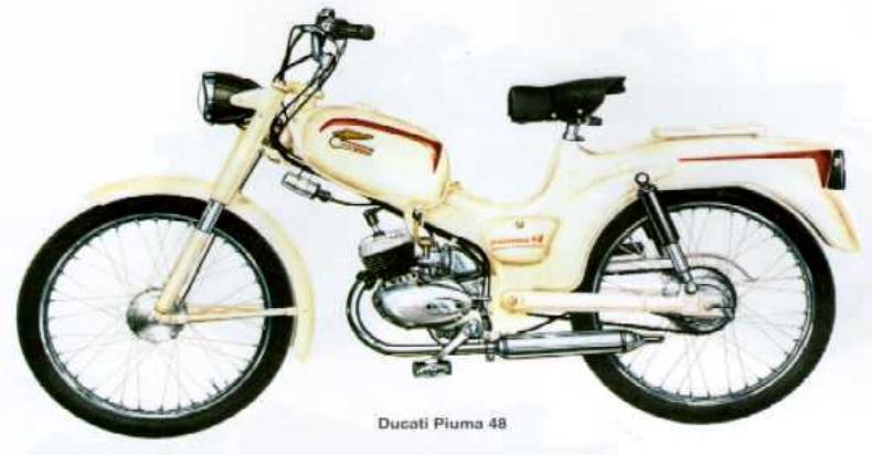 Ducati Piuma Ducati12