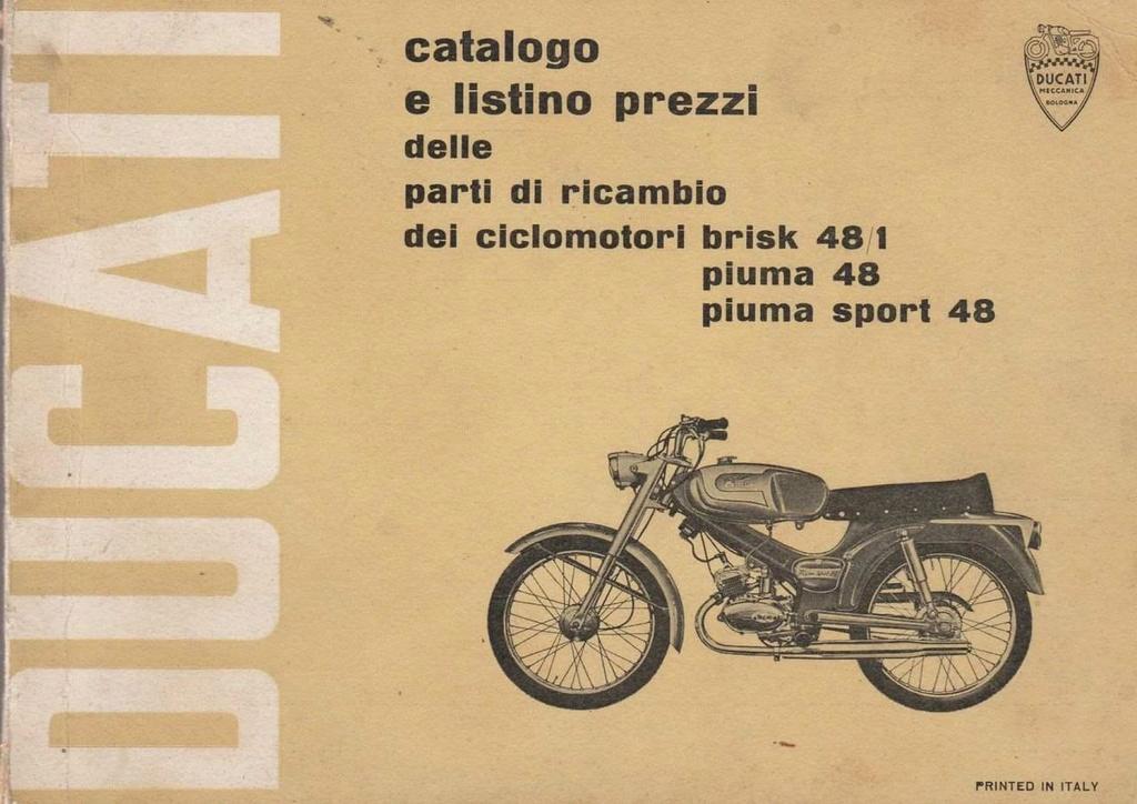 Ducati Piuma Ducati13