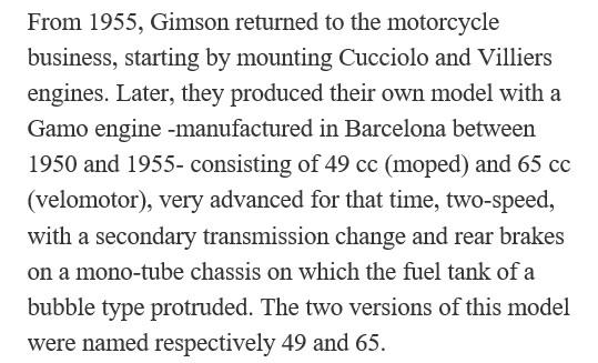 GIMSON Gimson21