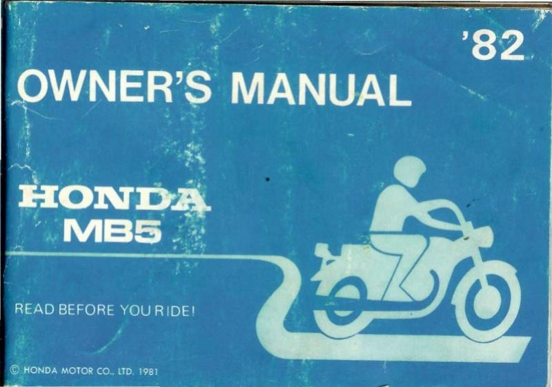 Honda MT 50 Mb5_ow10