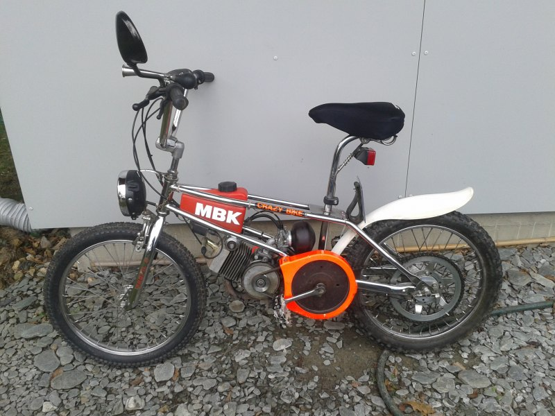 MBK crazy bike Mbk_cr14