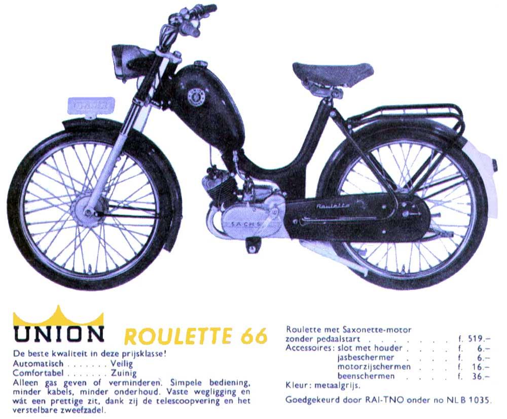 Cyclos Union Boomerang Union-24