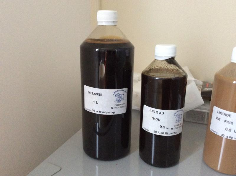 Le mélange de particules A1808f10