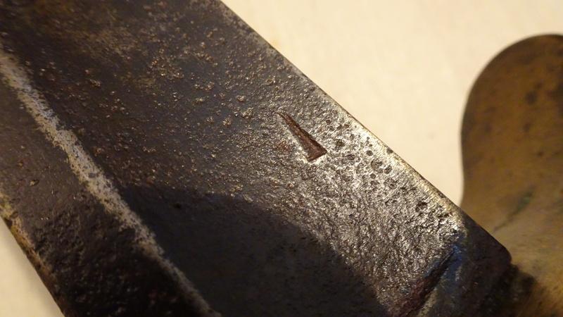 sabre de chasseur à cheval  Dsc01332