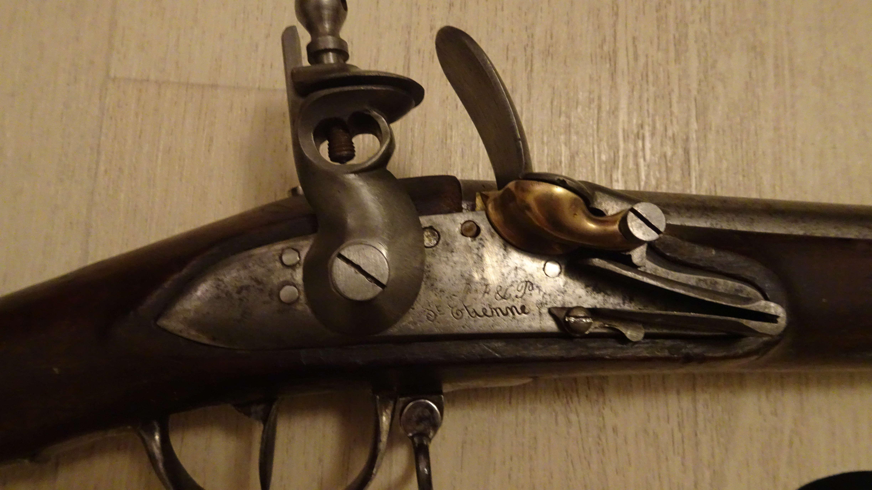 Sauvetage de 2 fusils an IX Dsc01418