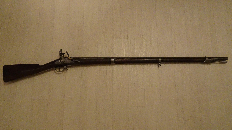 Sauvetage de 2 fusils an IX Dsc01419