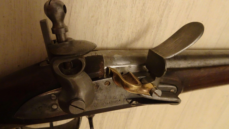 Sauvetage de 2 fusils an IX Dsc01510
