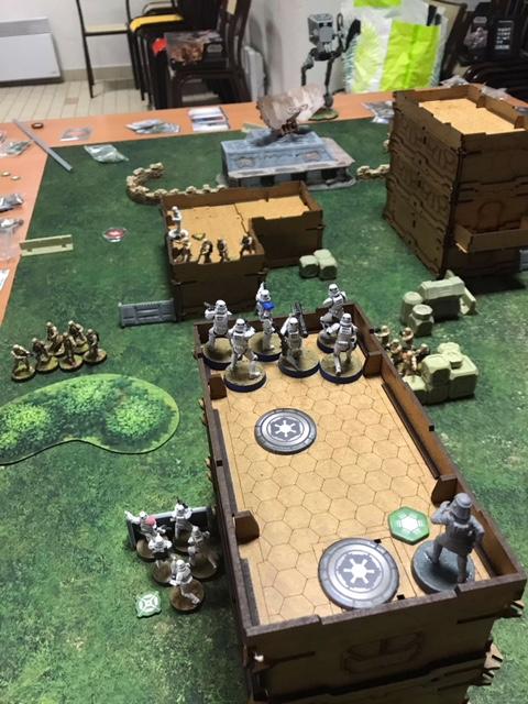 Rapports de bataille : Légion lyonnaise 0d89bb10
