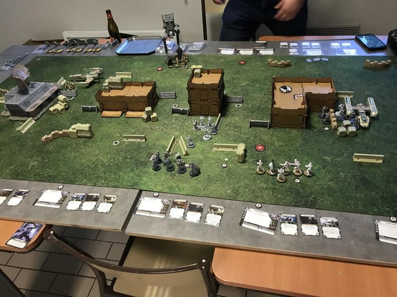 Rapports de bataille : Légion lyonnaise 38637e10