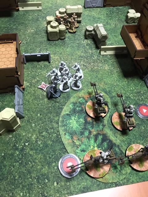 Rapports de bataille : Légion lyonnaise 8366a410