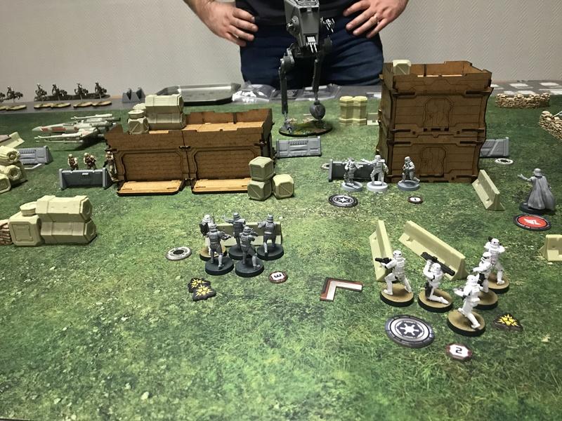 Rapports de bataille : Légion lyonnaise 8b8a2110