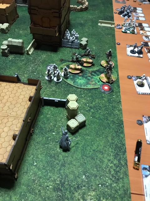 Rapports de bataille : Légion lyonnaise 9a8e6310