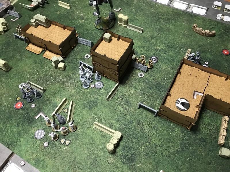 Rapports de bataille : Légion lyonnaise 9bab9e10