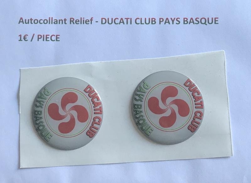 Autocollants et badges tissus toujours en vente Autoco10