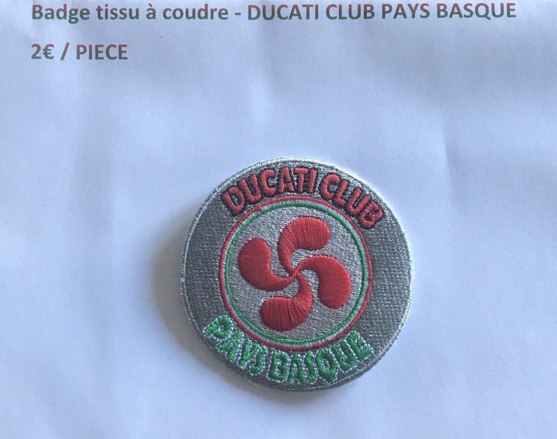 Autocollants et badges tissus toujours en vente Badge_10