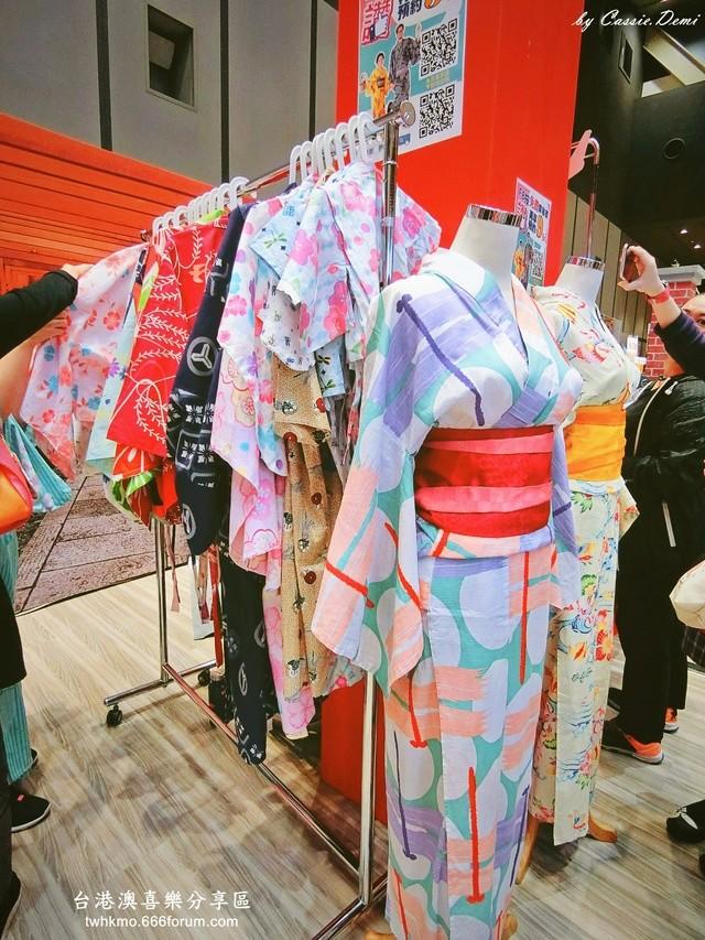 【文化體驗 | 日本文化 | 台灣台北】超人氣免費日本浴衣體驗 ✕ 新光三越信義店 (2017/11/13 截止)(圖多) Cimg5014