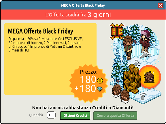 [ALL] Offerta Black Friday con Maschera Yeti su Habbo - Pagina 2 Adsffs12