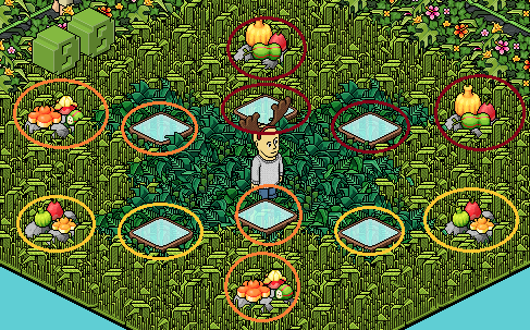 "[ALL] Habbo Memory Game | Livello ""Foresta"" 1 - Pagina 3 Scher247"