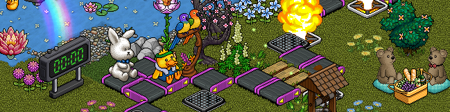 [IT] Evento Habbo LabInfinity: Livello Difficile Scher418