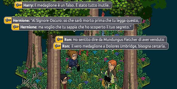 """[IT] Soluzione Gioco """"Medaglione di Salazar Serpeverde"""" #2 Scher498"""