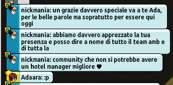 [IT] Resoconto Live AMB e 14 Anni Habbo Italia Scherm85