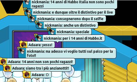 [IT] Resoconto Live AMB e 14 Anni Habbo Italia Scherm87
