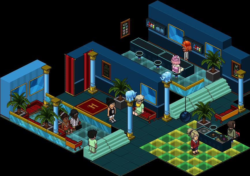 Anteprima Affari Stanza: HC Club Lounge e Biblioteca Classici Sdffsd10