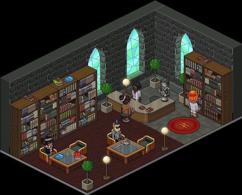 Anteprima Affari Stanza: HC Club Lounge e Biblioteca Classici Test10