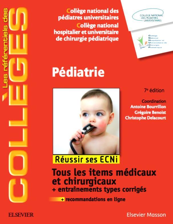 Pédiatrie, 7e édition 10/2017 - Les référentiels des Collèges - Page 2 23316810