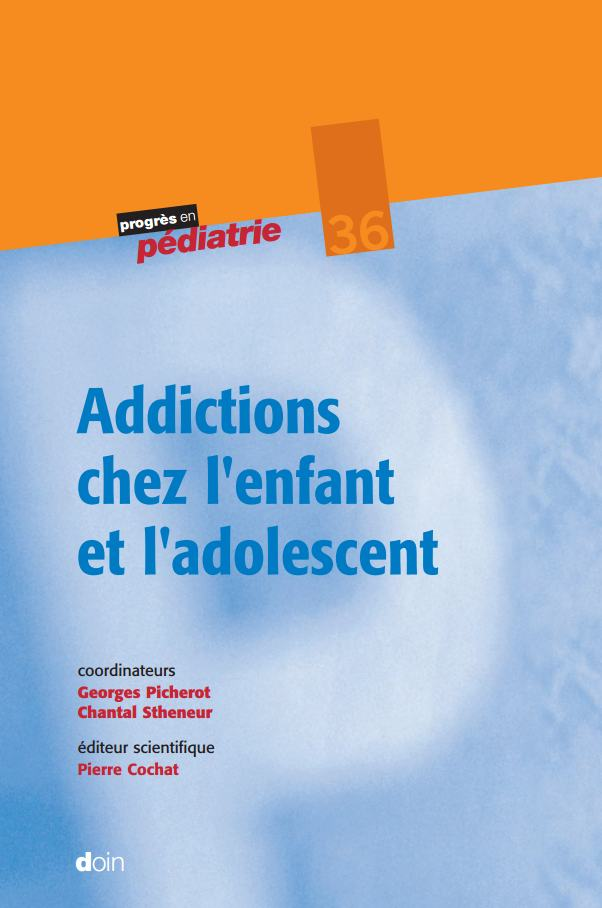Addictions chez l'enfant et l'adolescent  Addict11