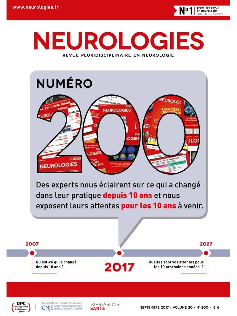 Neurologies septembre 2017 Neurol10