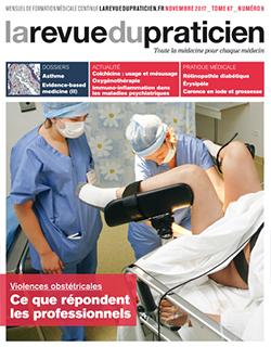 La revue du praticien Novembre 2017 Som-rd11
