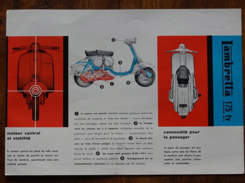 Dépliants publicitaires Lambretta  Dsc06918