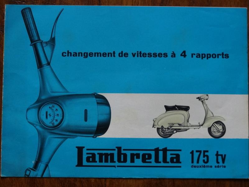 Dépliants publicitaires Lambretta  Dsc06920