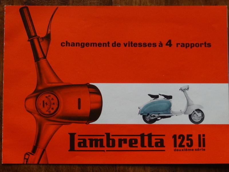 Dépliants publicitaires Lambretta  Dsc06923