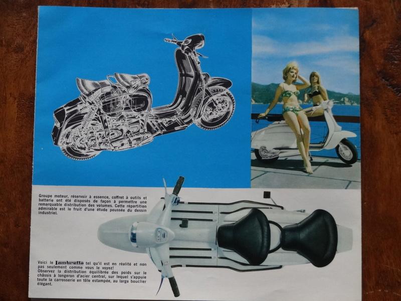 Dépliants publicitaires Lambretta  Dsc06929