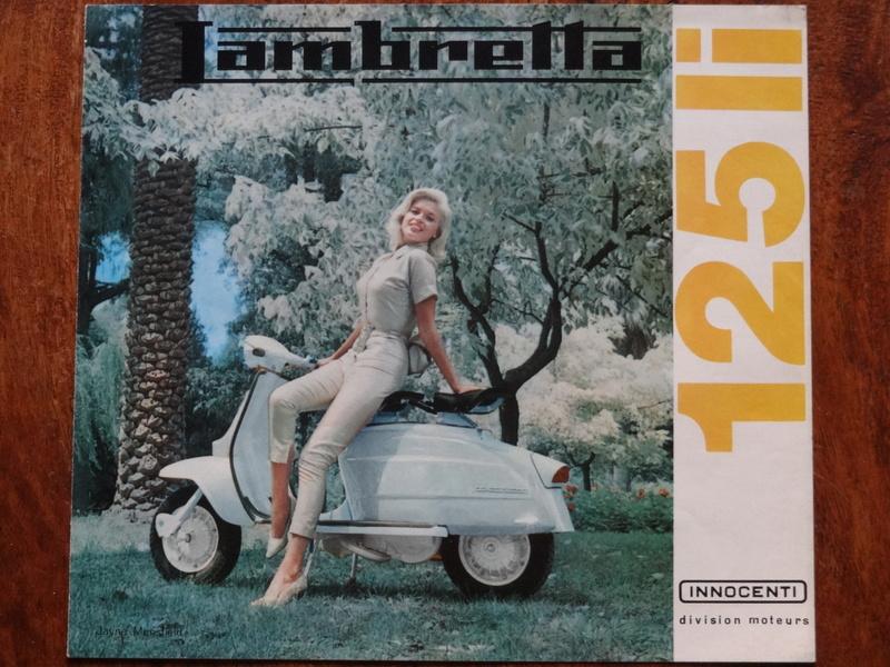 Dépliants publicitaires Lambretta  Dsc06930