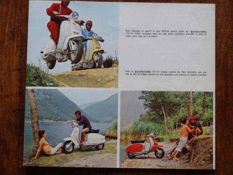 Dépliants publicitaires Lambretta  Dsc06935