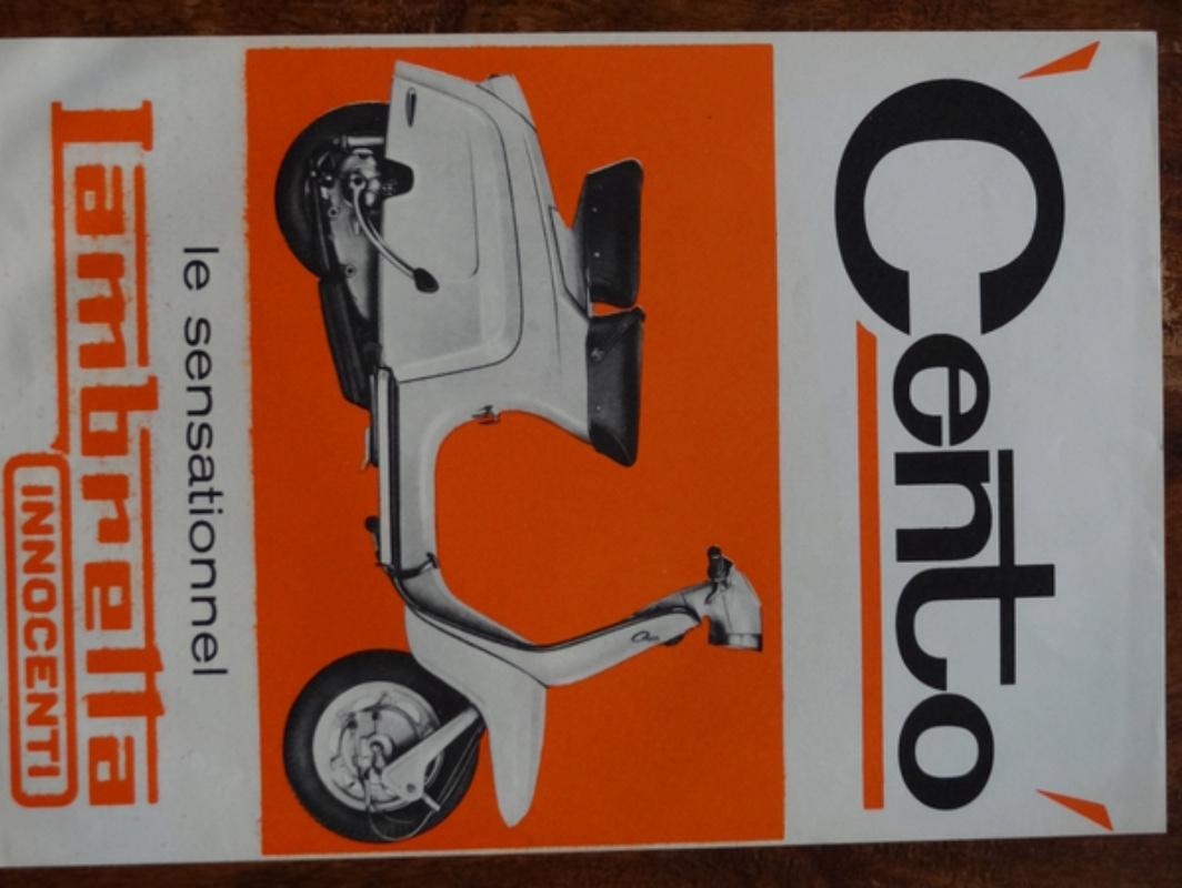 Dépliants publicitaires Lambretta  Dsc06957