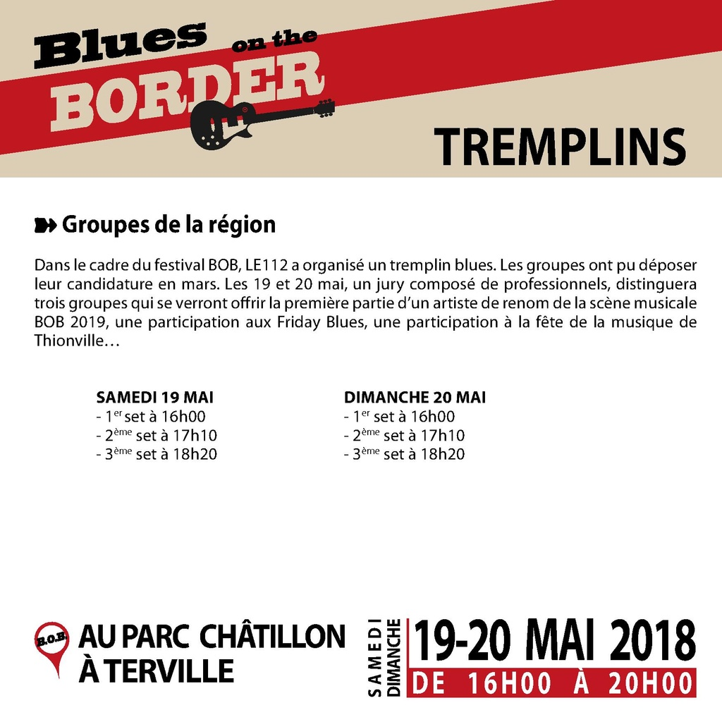 Festival Blues On The Border 2018 - 18/19/20 mai 2018 Prog_b31